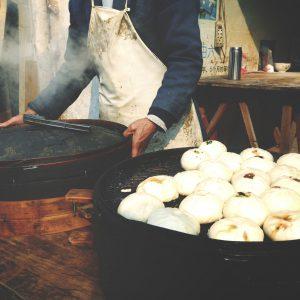 - Dumplings -