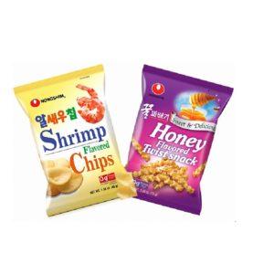 - Chips & Nötter -